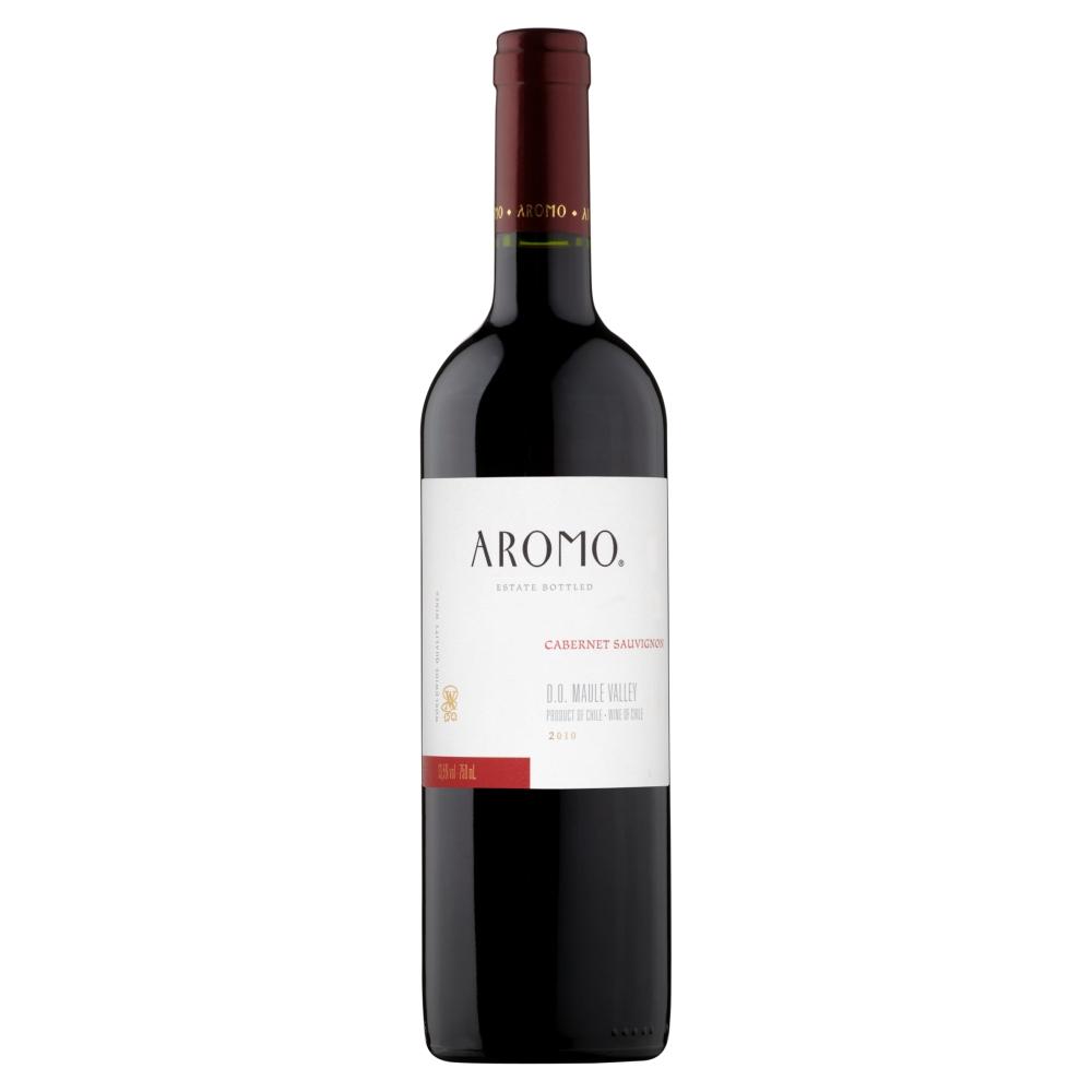 Aromo Cabernet Sauvignon - Červené suché odrůdové víno 0,75l
