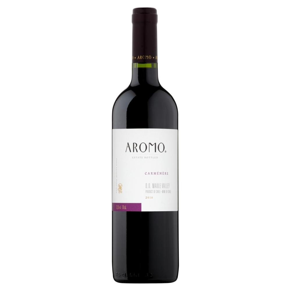 Aromo Carmenére - Červené suché odrůdové víno 0,75l