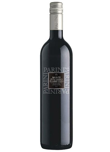 Parini Montepulciano Abruzzo - Červené suché víno 0,75l