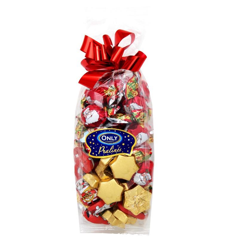 Only Pralinés - Vánoční kolekce malých čokoládek 500g