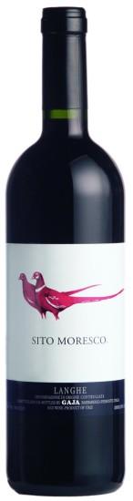 Ca´ Marcanda Gaja Sito Moresco - červené víno suché 0,375l