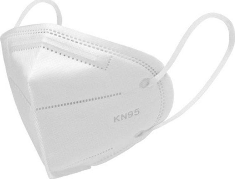 Respirátor KN95 - bílý, balení 10 ks