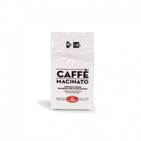 Mokasirs Ground Coffee - mletá káva 100% arabica, mini dárkové balení 64g